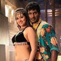 Vishal Sada Hot in Madha Gaja Raja Movie Photos