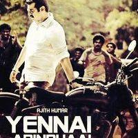 Yennai Arindaal New Poster